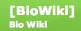 バイオ専門のWiki、Bio Wikiの紹介